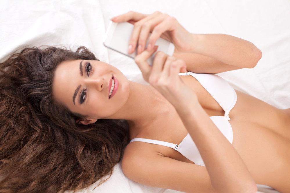 K nezapomenutelnému orgasmu vás přivede mobilní aplikace.
