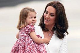 Kate Middleton & princezna Charlotte: Nejstylovější matka a dcera na světě?