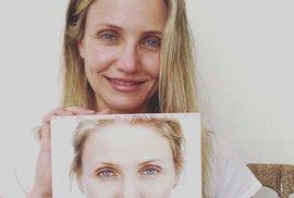 Revoluce na Instagramu? 100 nejznámějších celebrit bez make-upu
