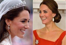Šperky Kate Middleton: Jaký je jejich příběh a jakou dostupnou značku miluje?