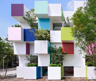 Bláznivé nápady architektů. Podívejte se na ty nejodvážnější