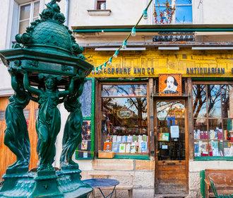 Prozkoumejte nejkrásnější knihkupectví světa