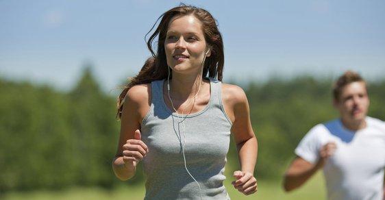Během spálíte nejvíc kalorií