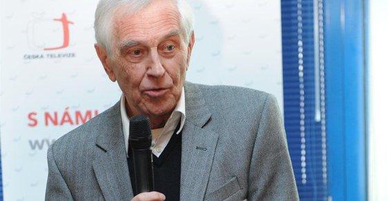 Jiří Hubač zemřel ve věku 82 let