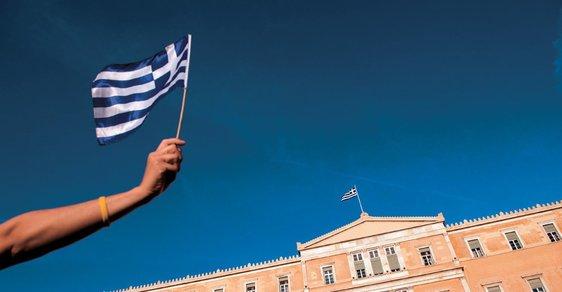 Výsledek evropské pomoci Řecku: desetina Řeků by volila neonacisty
