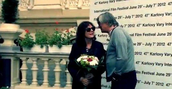 Do Varů přijela hvězdná Susan Sarandonová. Podívejte se