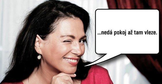 """""""Začni balit, Livie"""" aneb co jste vložili do úst Janě Bobošíkové"""