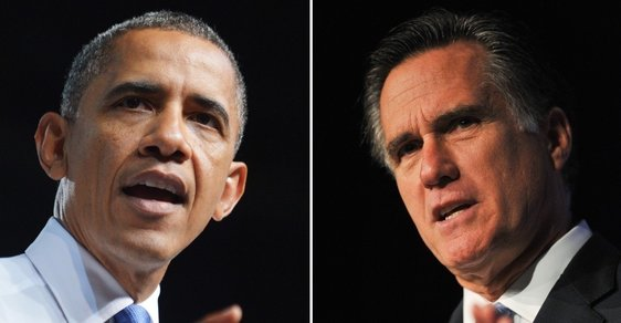 Volili byste Obamu, nebo Romneyho? Američanům zbývá pět týdnů do prezidentských voleb