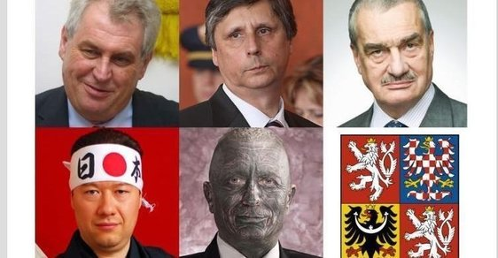 Cizinci si dělají srandu z českých prezidentských voleb