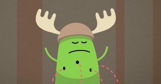 Nepřevlékejte se za losa v době honů. Morbidní australské varování před hloupou smrtí dobývá internet