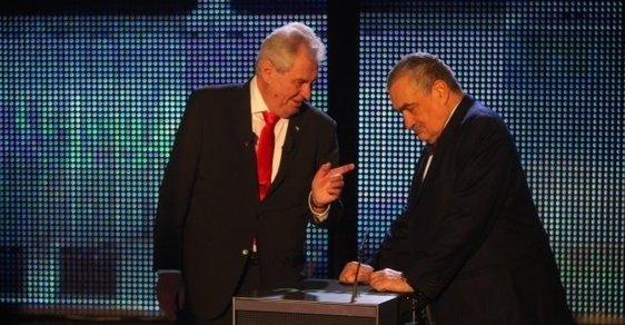 Televizní duel na ČT1