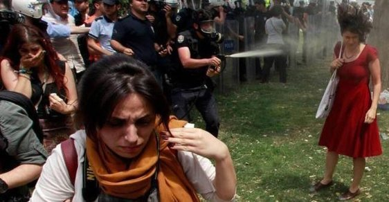 turecko protesty