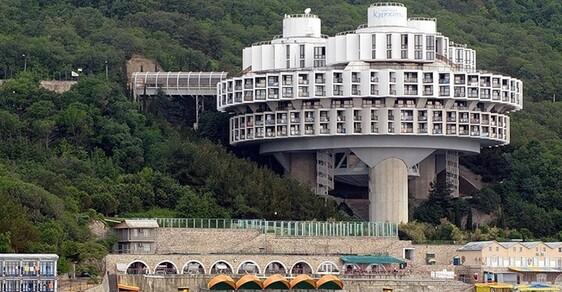 10 nejzajímavější staveb bývalého Sovětského svazu