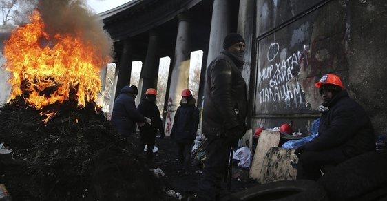 Šibík na Ukrajině fotí pro Reflex
