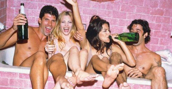 Když jdete místo swingu na swingers party | Ilustrační foto