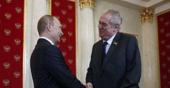 Miloš Zeman by se měl zamyslet, odkud pocházejí skutečné hrozby.