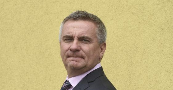 Vratislav Mynář v Novém Jičíně