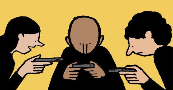 Přiměřené zevlování na internetu či sociálních sítích nutno tedy spíše přivítat než zbytečně přísně sankcionovat.
