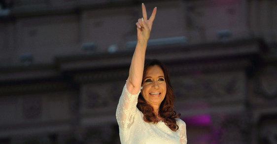 Neplač pro mě, Argentino, radši demonstruj! Konec zhrzené prezidentky