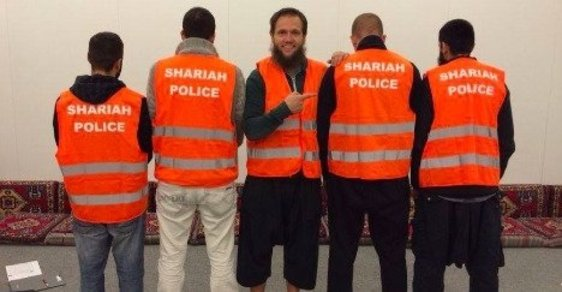 Policie šaríi