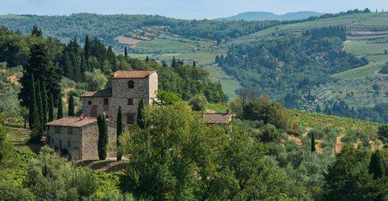 Toskánská vila legendárního Michelangela je na prodej. Za 200 milionů bude vaše