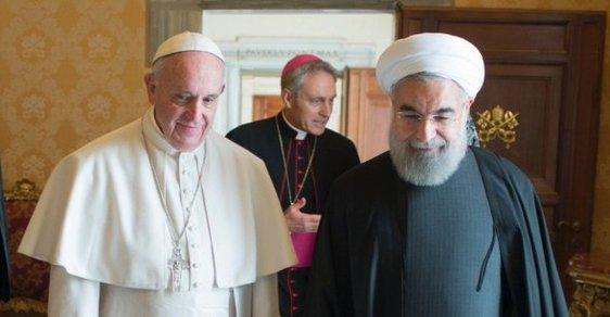 Íránský prezident si v EU nekupuje jen letadla, ale také kredit proti ájatolláhovi