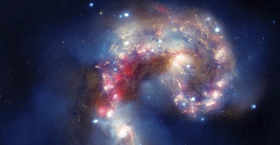 Krása vesmírná z Hubblova teleskopu: Díl první, galaxie
