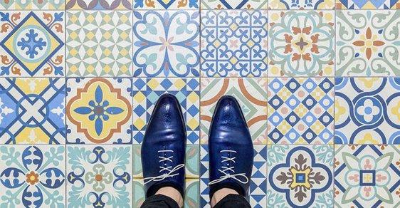 Dívej se, kam šlapeš! Barcelonské podlahy stojí za druhý pohled