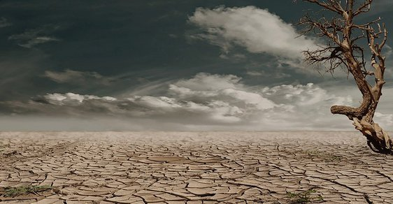 Na Blízkém východě trvá nejhorší sucho za 900 let. Vědci se bojí změn v celém Středomoří