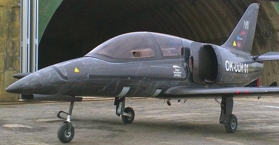 Albi váží 320 kg a registruje se jako ultralight.