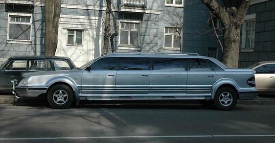 Ukrajinská limuzína