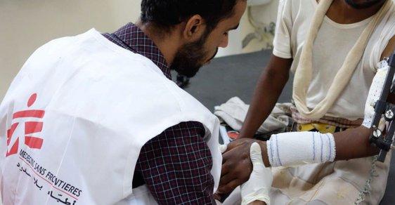 Lékaři bez hranic (ilustrační foto)
