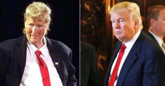Meryl Streepová si zahrála na Trumpa a dokonale se mu vysmála