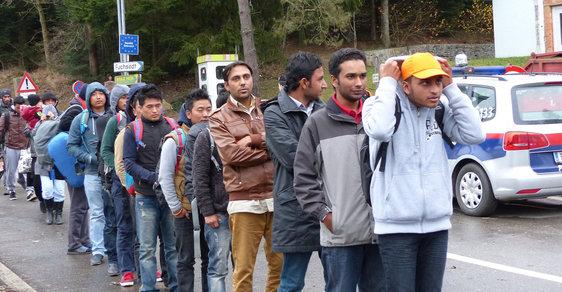 Němci lžou o kriminalitě migrantů, čísla je usvědčují