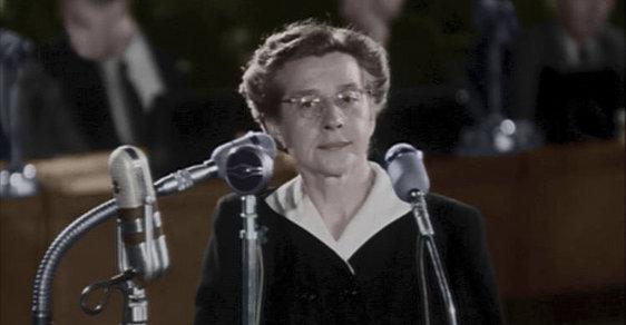 Milada Horáková svůj zápas s totalitním režimem prohrála. Před 66 lety byla po vykonstruovaném procesu popravena.