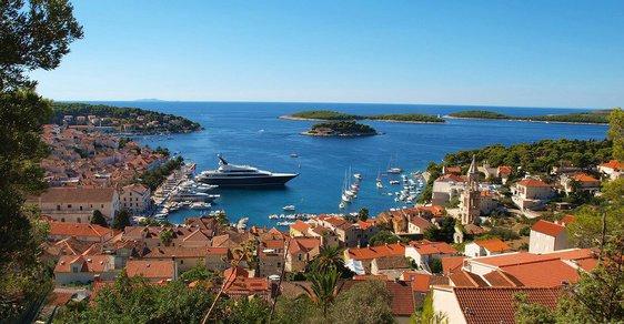 Chorvatsko bude i v letošním roce Čechy nejnavštěvovanější zahraniční přímořskou destinací.