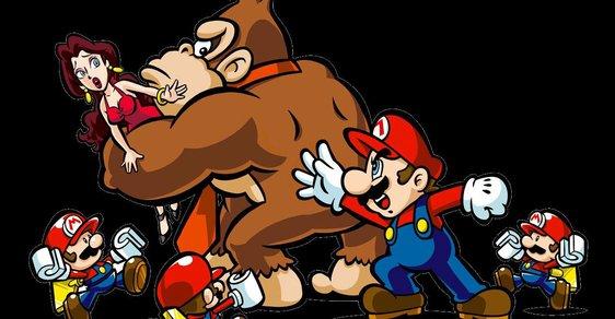 Donkey Kong: Nejslavnější videoherní opice slaví 35 let. A Mario s ní