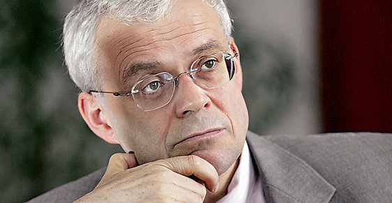 Každý rok zachráním oběti globalizace zapůl miliardy eur, představoval si Vladimír Špidla