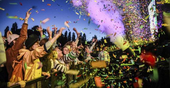 Ve čtvrtek začal další ročník jednoho z nejznámějších tuzemských hudebních festivalů Colours of Ostrava.