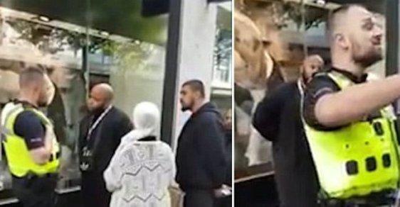 """Policista versus islámský duchovní: """"Mě bude posuzovat Alláh, a ne nějaký týpek v uniformě!"""""""