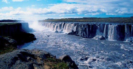 Foss neboli vodopád. Nechte se okouzlit přírodními klenoty Islandu