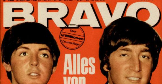 Před 60 lety vyšlo v Německu první číslo časopisu pro mladé Bravo. V následujících letech se z něj stal fenomén, na němž vyrostly celé generace obyvatel Evropy. (ilustrační foto)