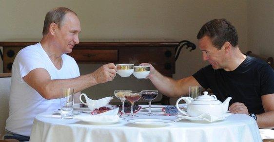 Ruský prezident dokáže vše!