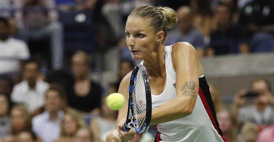 Česká tenistka Karolína Plíšková šokovala svět stejně jako test atomové bomby KLDR