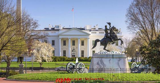 Bílý dům, Washington D.C.