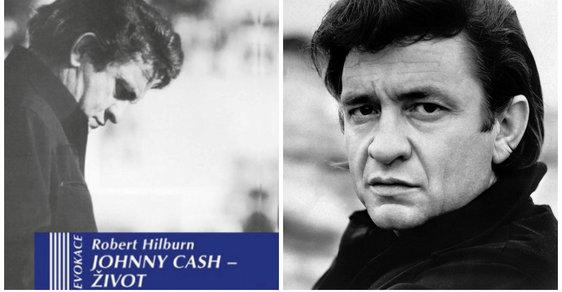 Životopisec Johnnyho Cashe mapuje jeho vítězství, jeho prohry i jeho tápání