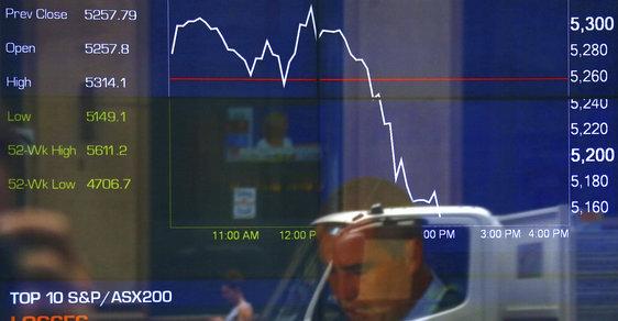 Horší než 11. září. Trhy reagují na Trumpovo tažení