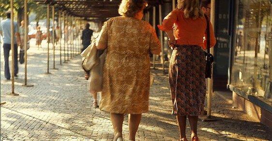 Praha roku 1975: Jak vypadalo hlavní město Československa bez turistů?