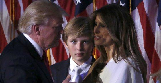 Little Donald: Syn prezidenta Trumpa čelí kyberšikaně. Nechte Barrona být, zlobí se Bílý dům