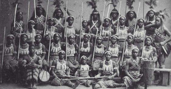 Amazonky z Dahomey: Drsné válečnice, kterých se bála celá Afrika